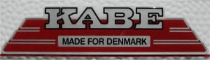 KABE Made for Denmark